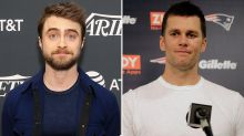Daniel Radcliffe Has a Message for Trump Supporter Tom Brady