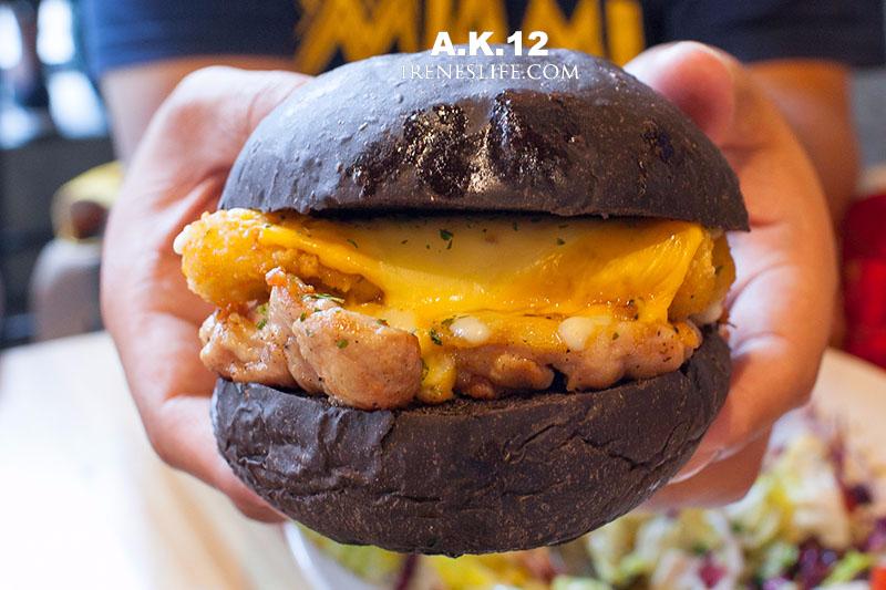 起司四重奏漢堡