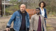 Kevin Hart talks Hollywood's resistance to him as an action star, sends love to grieving 'Die Hart' co-star John Travolta
