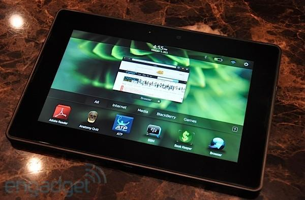 RIM: PlayBook is a 'great standalone tablet,' not 'reliant on a BlackBerry'