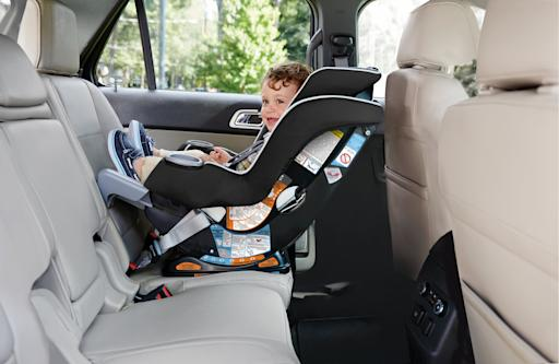 Graco Launches New Extend2fit Tm Convertible Car Seat Designed To Allow Children Safely Ride Rear Facing Longer