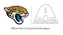 Axalta Making a SPLASH with New Sponsorship of the NFL's Jacksonville Jaguars