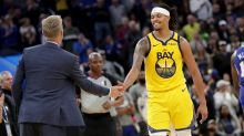 Why Damion Lee 'loves' Steve Kerr for speaking out on social issues