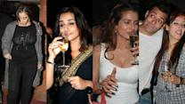 Celebs in their drunken avatars