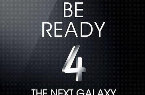 We're liveblogging Samsung's Unpacked 2013 event tomorrow at 7PM ET!