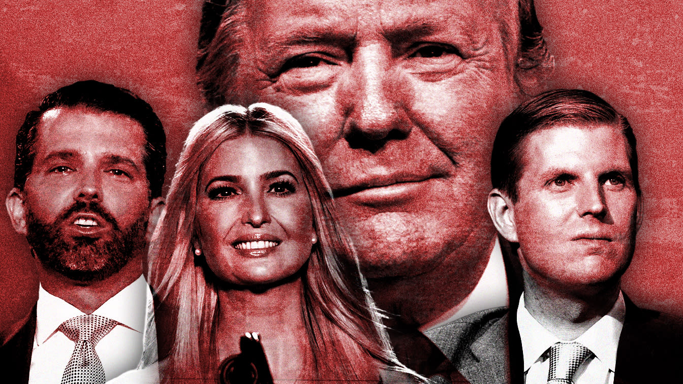 Yahoo News/YouGov poll: Despite questions about the 'laptop from hell,' most Americans think the Trumps are more 'corrupt ' than the Bidens
