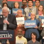 Bernie Sanders touts guaranteed health care during Durham campaign ahead of March primary vote