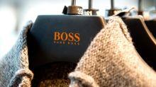Die Amerikaner lieben wieder Hugo Boss