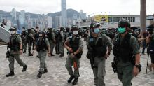 Hong Kong protests: police to deploy '2,000 riot officers' for planned anti-government rally against Legislative Council elections delay