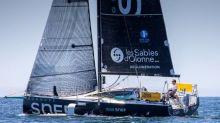 Voile - Solitaire du Figaro - Solitaire du Figaro : Macaire devant Le Cléac'h au Fastnet