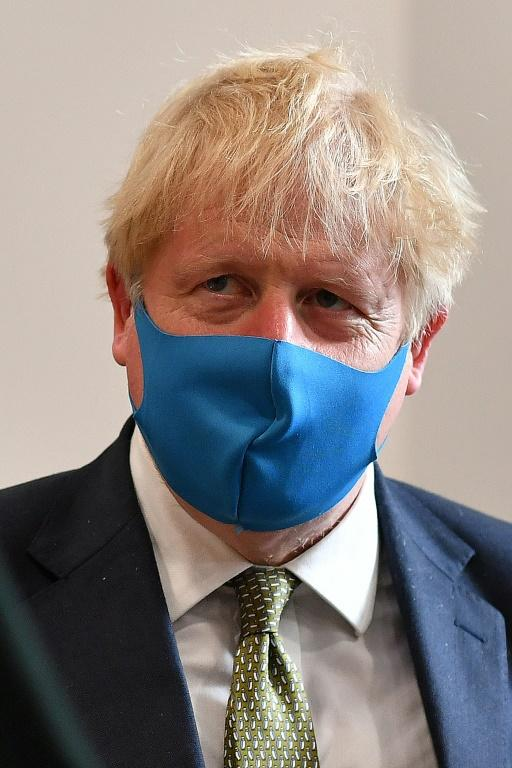 Johnson caught coronavirus and was even placed in intensive care (AFP Photo/Ben STANSALL)