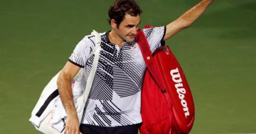 Tennis - ATP - Indian Wells - Roger Federer, un «super feeling» sa victoire sur Nadal à Indian Wells