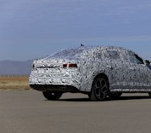Photos from Our Prototype Drive of the 2020 Volkswagen Passat