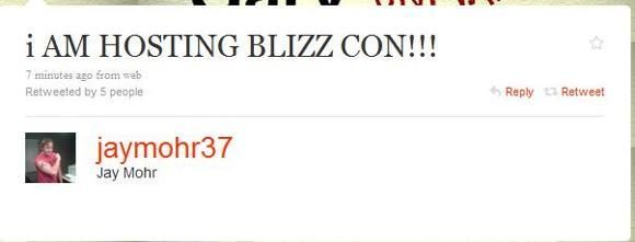 Jay Mohr is hosting BlizzCon again