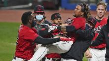 Ramírez, Indians clinch playoff spot with 5-3 win over WSox