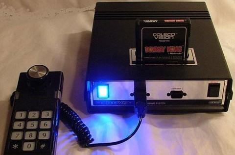 Mini ColecoVision hits eBay, finds a special place in our hearts