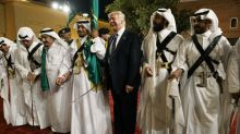 Analysis: Trump's Saudi bet has become much riskier