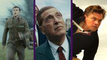 Estos serían los ganadores de los próximos Oscar, según las matemáticas