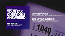 Your Tax Questions Answered