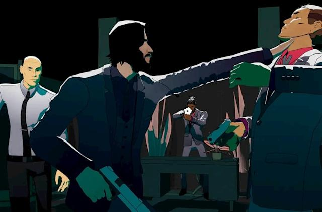 John Wick is suiting up for a strategy game on consoles, PC and Mac