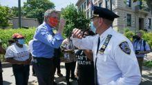 New Yorks Bürgermeister will möglichen Bundespolizei-Einsatz vor Gericht bekämpfen