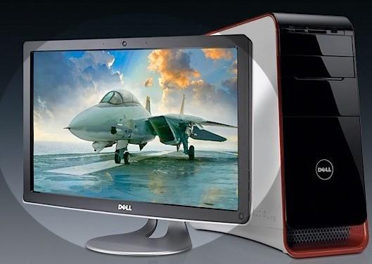 22-inch SX2210 widescreen LCD monitor spotted on Dell's website