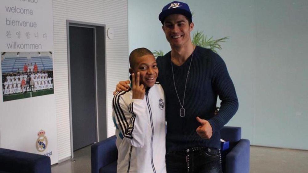 Así rechazó Mbappé al Real Madrid, según su tío