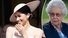 How Meghan Markle is defying the Queen's rules