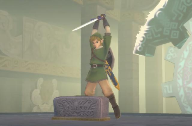 'The Legend of Zelda: Skyward Sword HD' is coming to the Switch