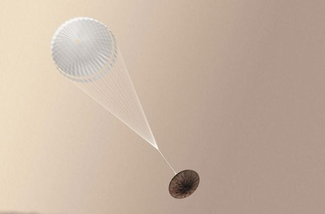 The ESA's ExoMars mission lander is still missing
