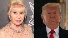 Ivana Trump 'Stressed' and 'Afraid' Over Ex-Husband Donald's Hospitalization: 'He Was Careless'
