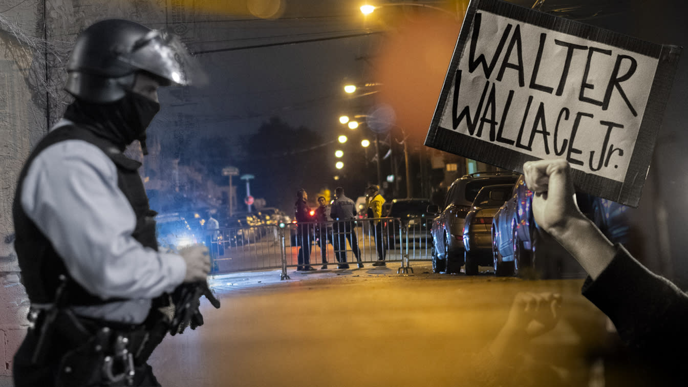 Police choose sides in wake of Walter Wallace Jr.'s death