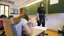 """""""Cela leur permet d'aborder la rentrée de façon plus sereine"""": certains élèves sont déjà de retour à l'école"""