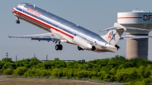 American Airlines' MD-80 pens farewell letter as retirement looms