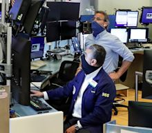 Stock market news live updates: Futures flat after tech rout drags down Wall Street
