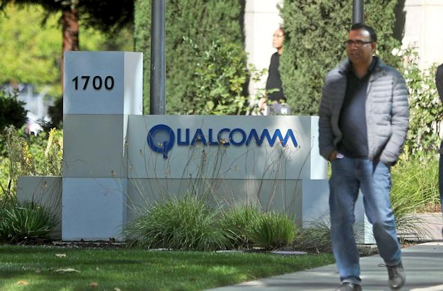 Broadcom offers to buy Qualcomm for a record $130 billion