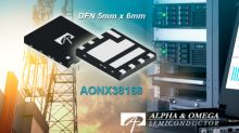 Alpha and Omega Semiconductor Introduces the Newest Generation 25V Technology in XSPairFET™ Package