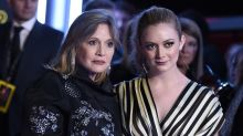 Carrie Fisher final assets revealed, will be inherited by daughter Billie Lourd