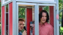 See Bill and Ted with their daughters in new 'Bill & Ted Face the Music' image