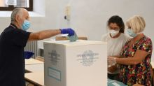 Italy defies virus for vote as far-right plots seismic change