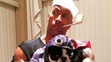 Las mascotas de los famosos también celebran Halloween