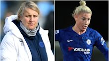 Chelsea duo Emma Hayes and Beth England win Women's Super League awards