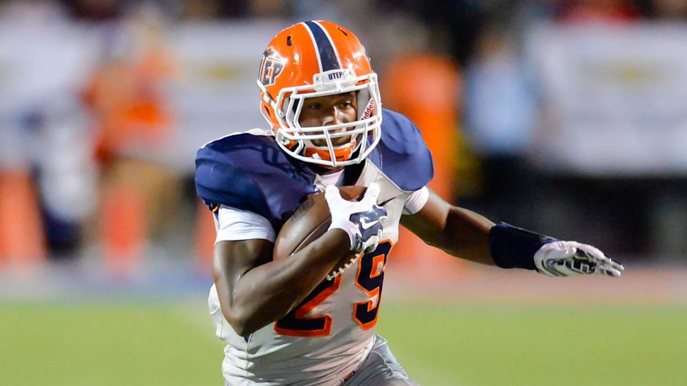 NFL Draft rumors: UTEP RB Aaron Jones draws interest from Texans, Cowboys, 49ers