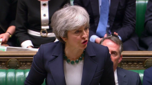 'She should quit tomorrow!' MPs call on Theresa May to resign following no-deal Brexit vote defeats