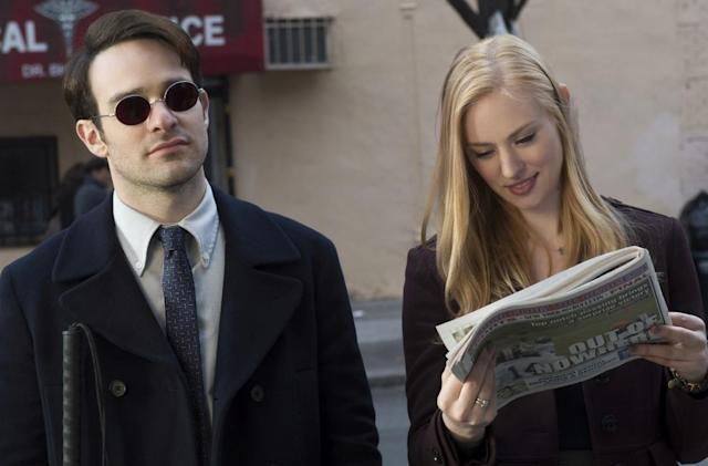 Netflix and Marvel release a first peek at 'Daredevil' season two