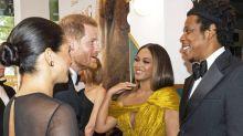 "Prinz Harry und Herzogin Meghan feiern ""The Lion King""-Premiere"