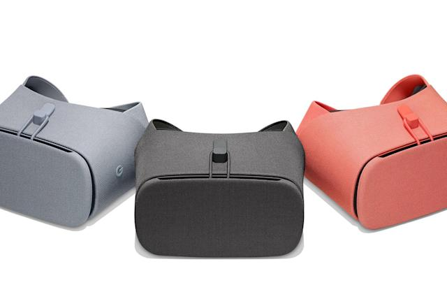 Google's new Daydream headset costs $99