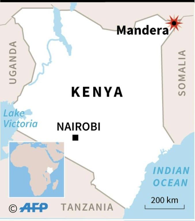 Somali, Kenyan troops exchange gunfire in border firefight