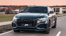 Abt Audi RS Q8 wird noch stärker und viel tiefer
