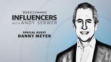 Danny Meyer joins Influencers with Andy Serwer